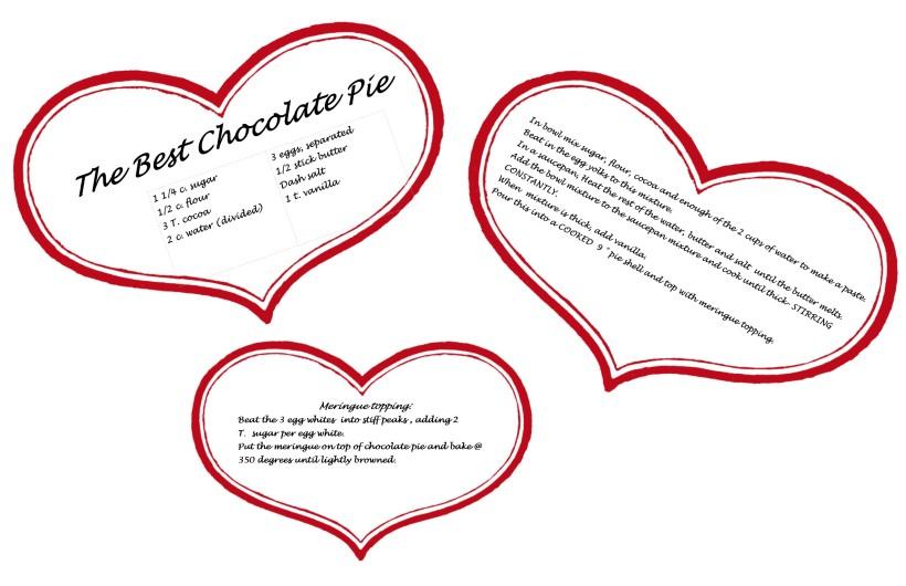 Feb 2016 recipe