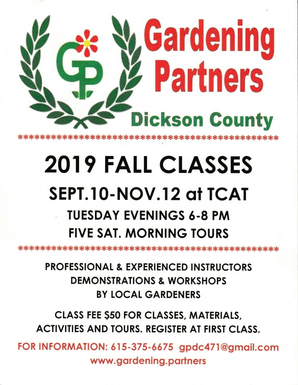 Gardening Partners | of Dickson County